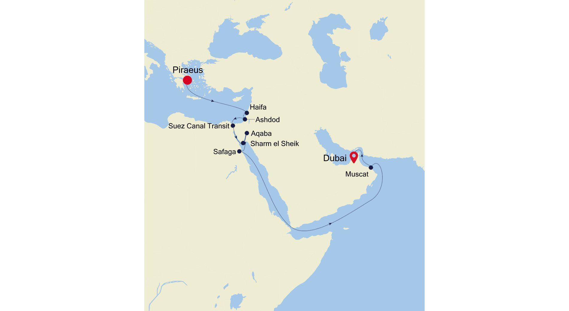 SL201105017 - Piraeus a Dubai