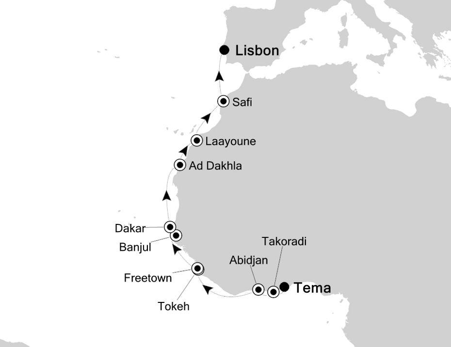 1808 - Tema a Lisbon
