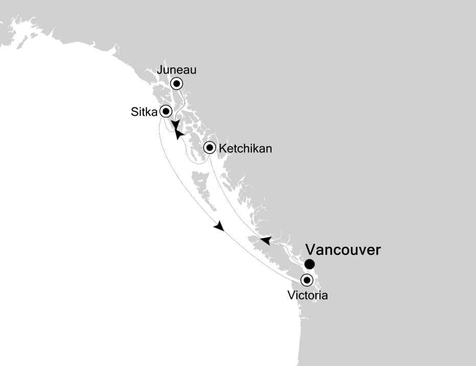 3819 - Vancouver to Vancouver