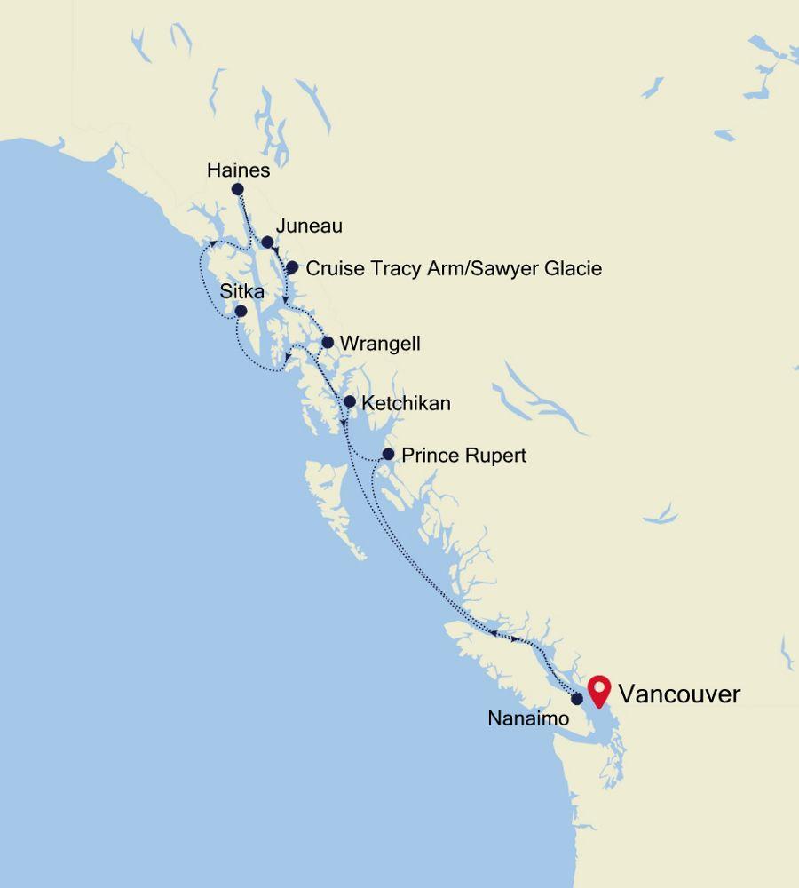 6912 - Vancouver à Vancouver