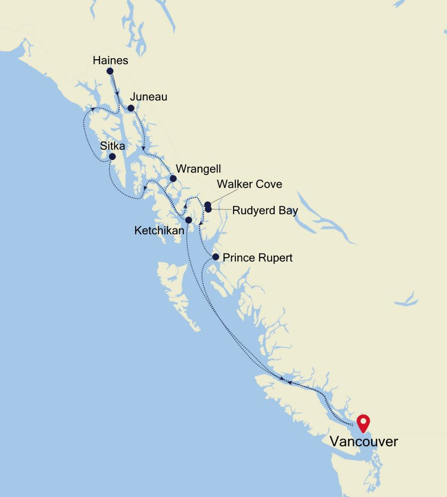 6913 - Vancouver nach Vancouver