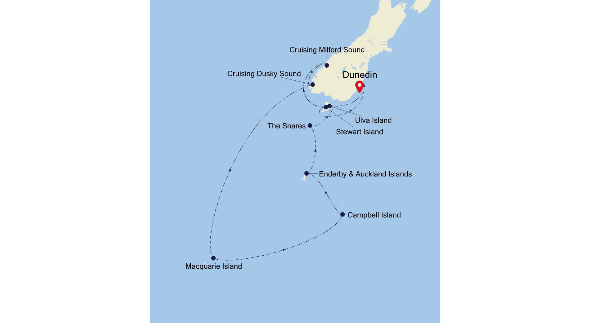 E1210104014 - Dunedin to Dunedin