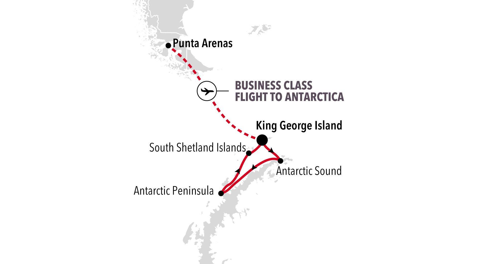 E1211217006 - King George Island to King George Island