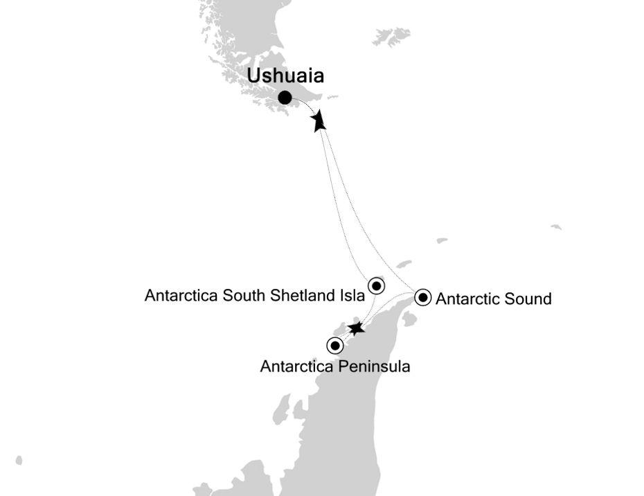 10 Day SilverSea Antarctica Cruise