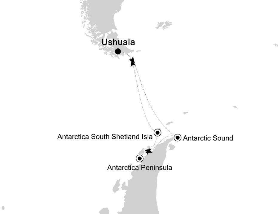1826 - Ushuaia à Ushuaia
