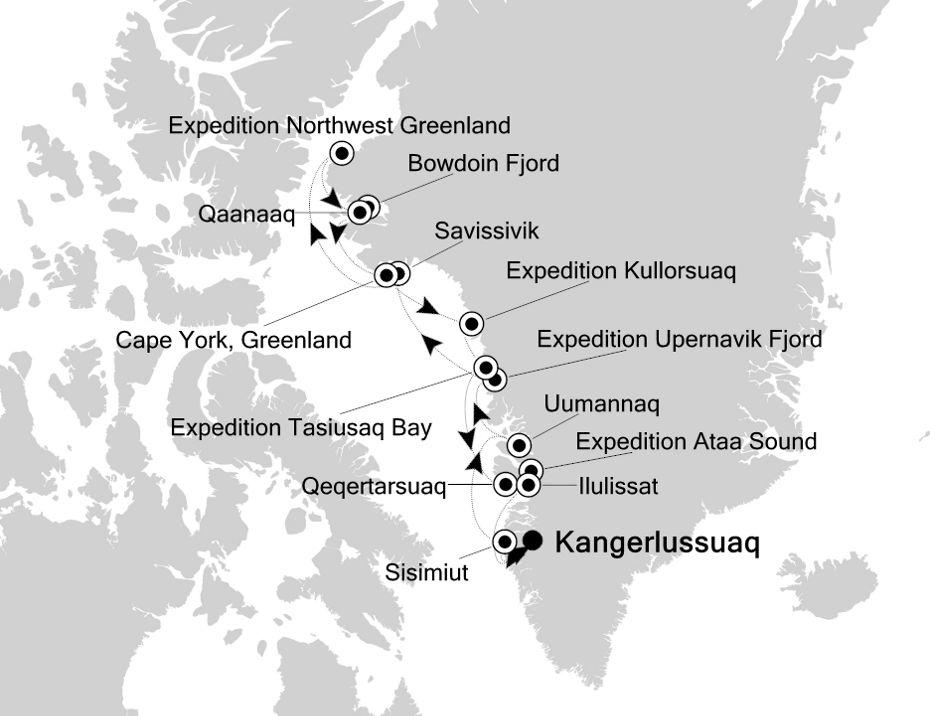 E4200805016 - Churchill a Kangerlussuaq