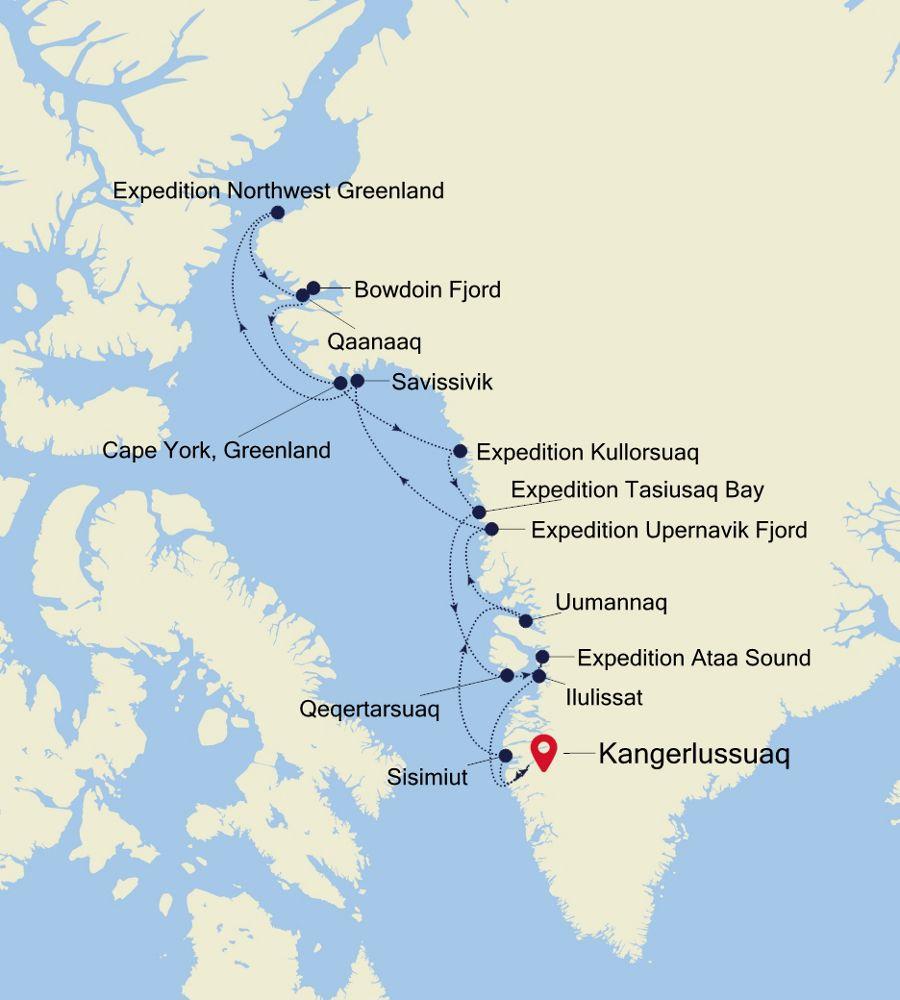 E4200805016 - Churchill à Kangerlussuaq