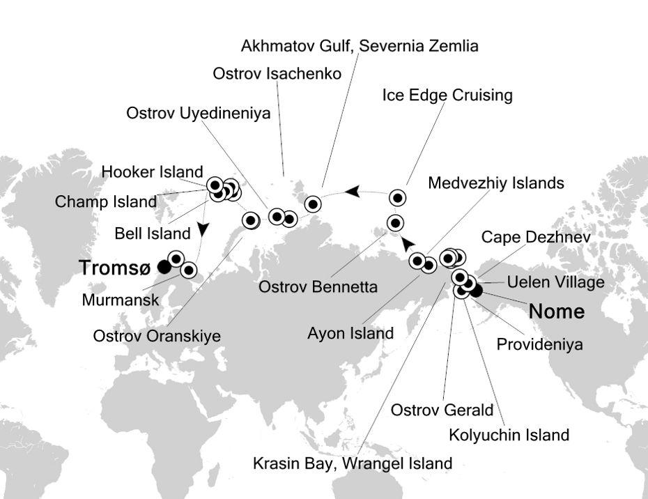7916 - Nome a Tromsø