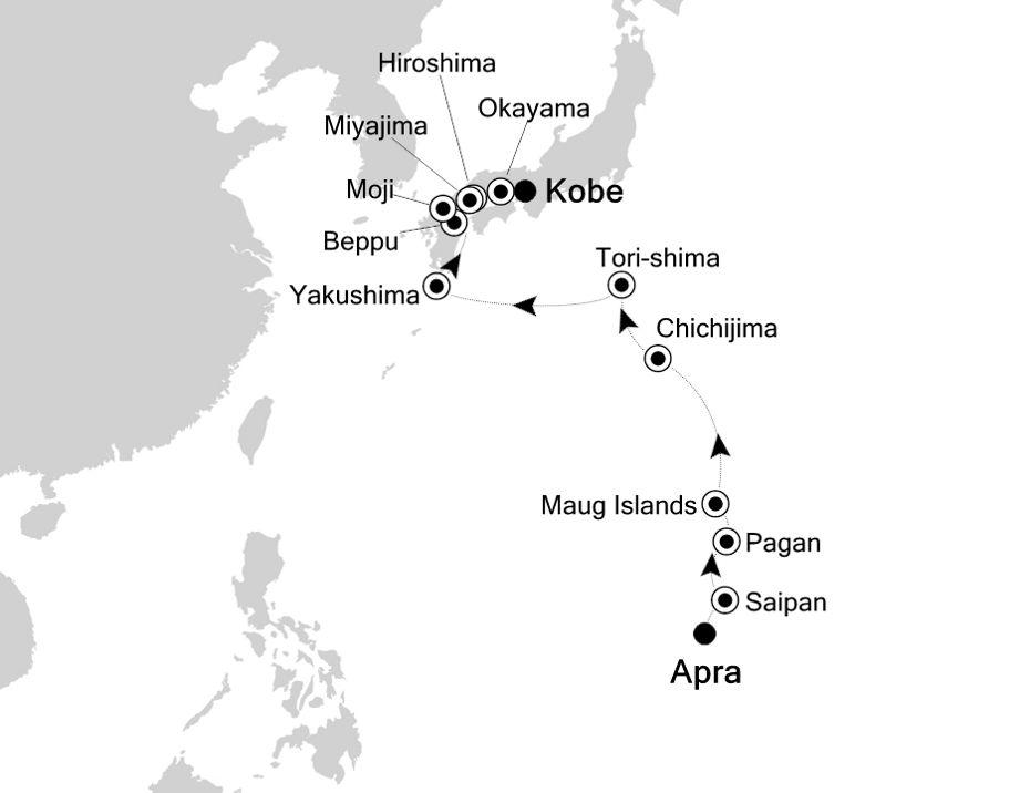 7909 - Apra nach Kobe