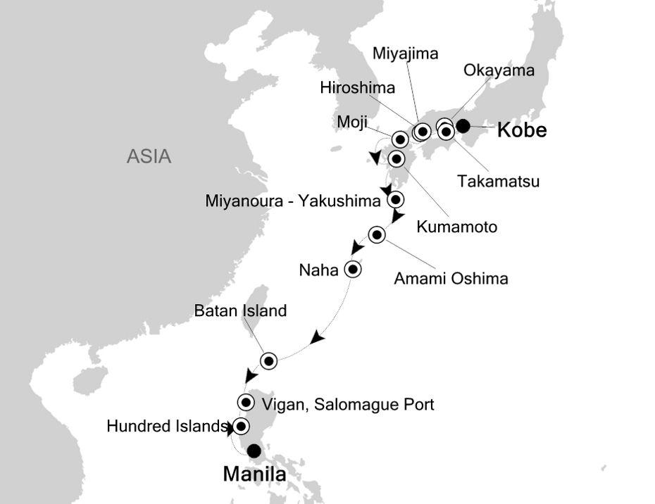 9809 - Kobe  a Manila