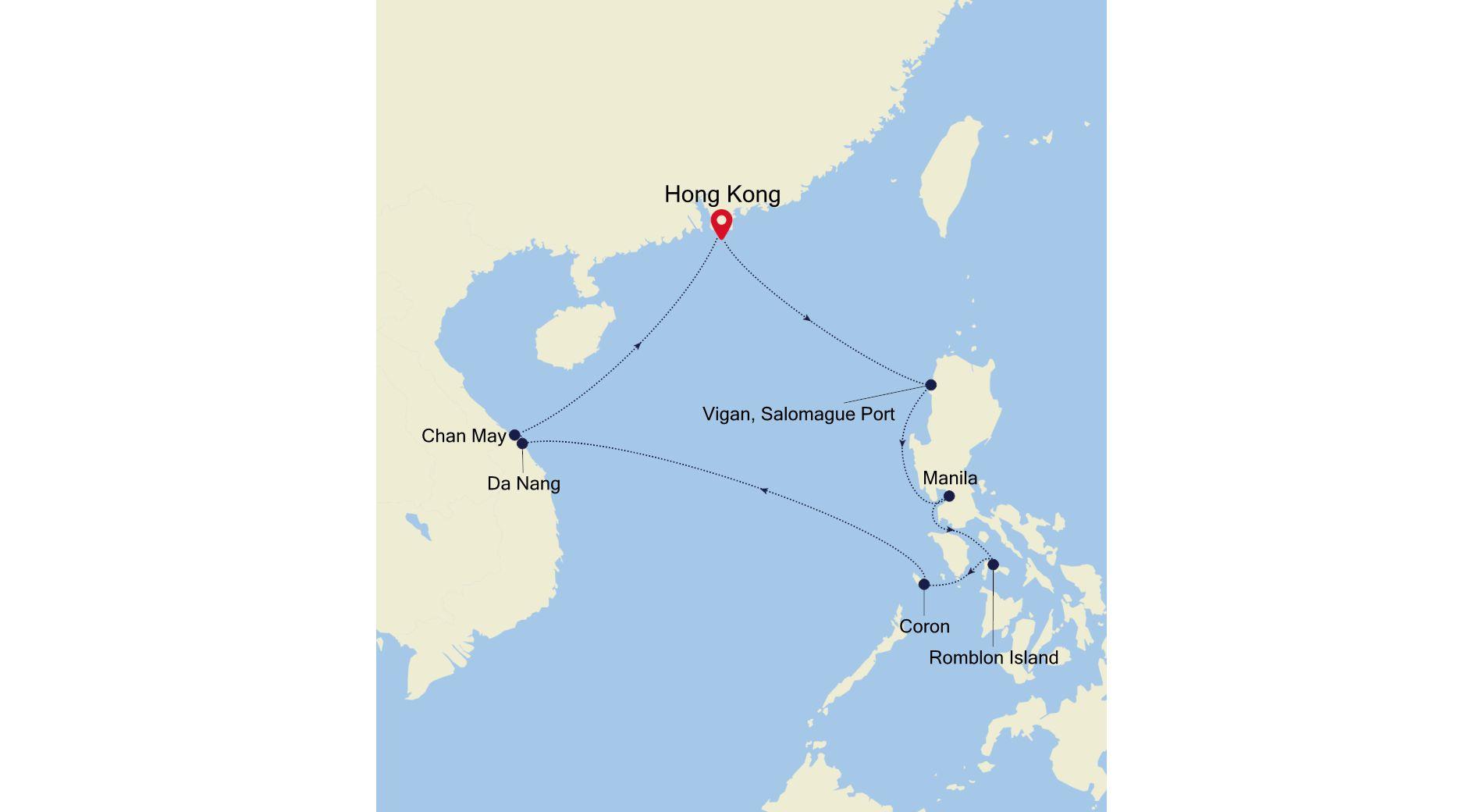 MO220119012 - Hong Kong to Hong Kong