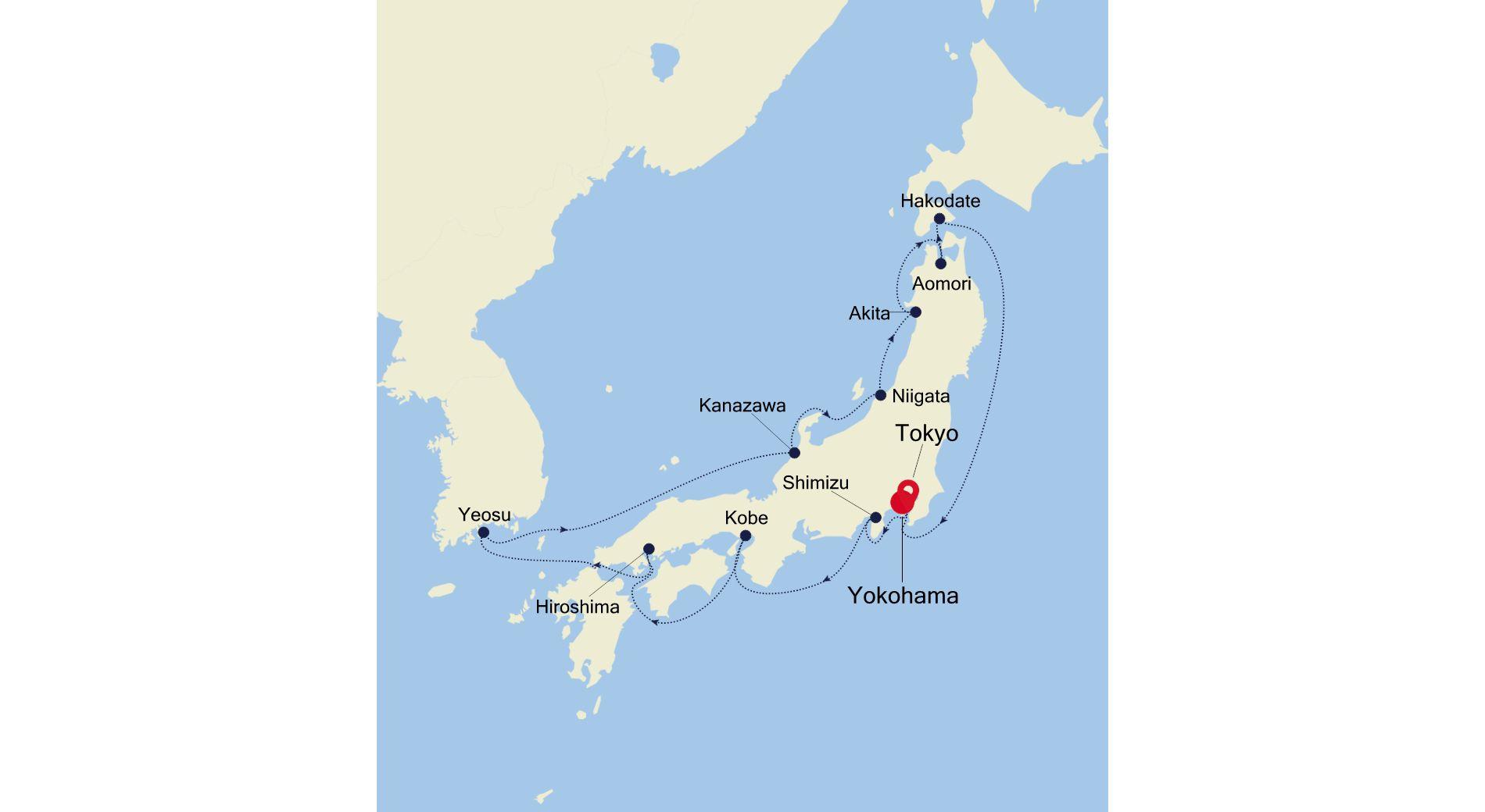 SM210405014 - Yokohama a Tokyo