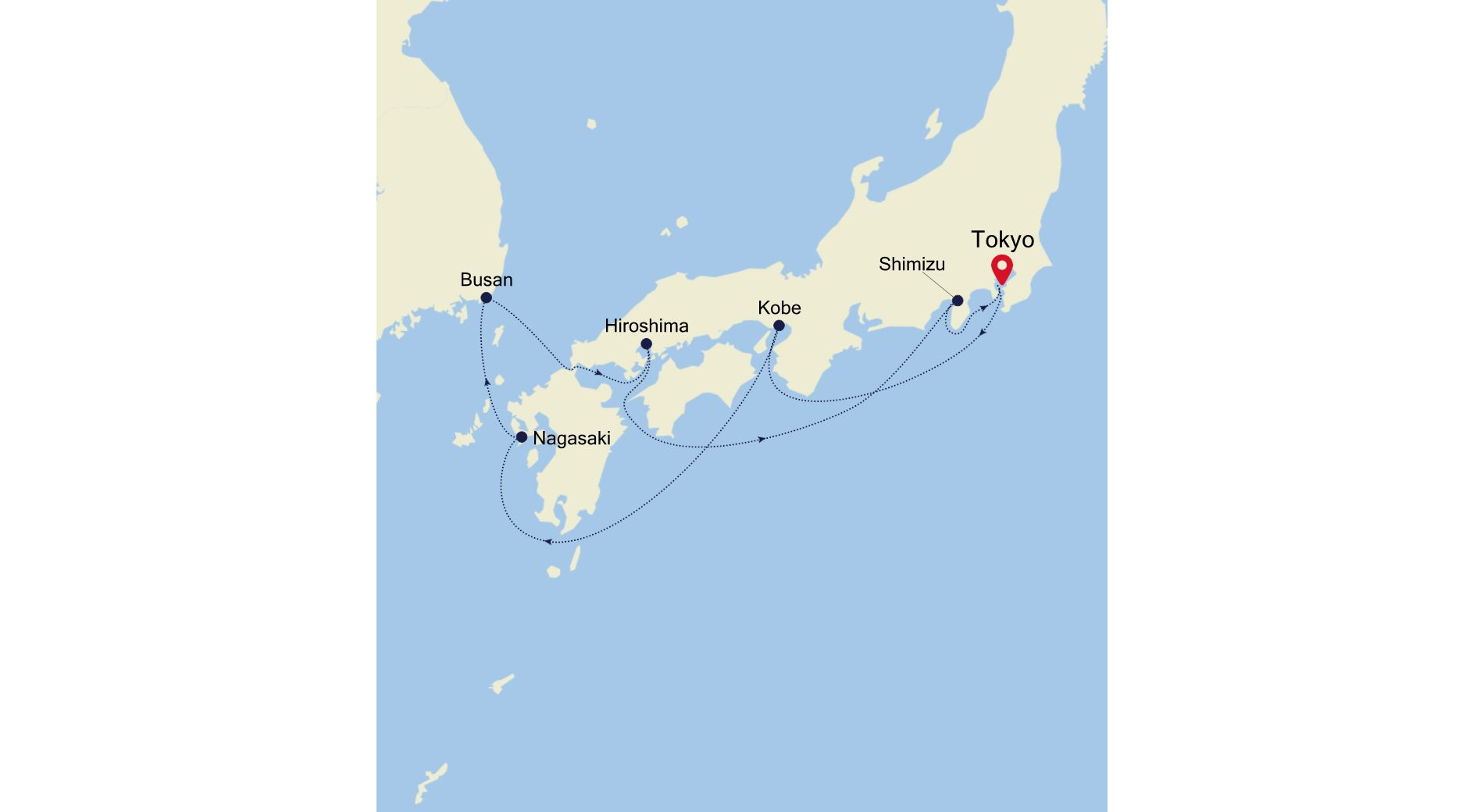 SM210925010 - Tokyo nach Tokyo