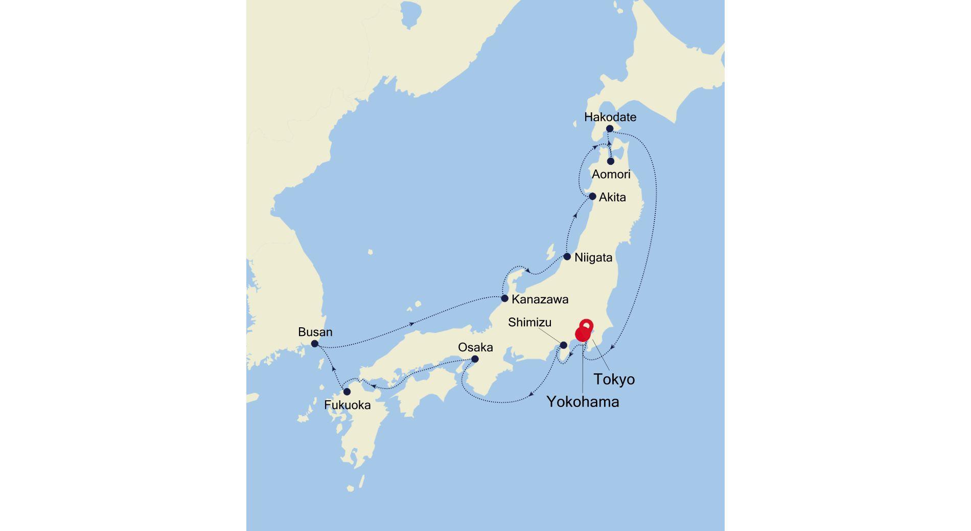 SM220422014 - Yokohama a Tokyo