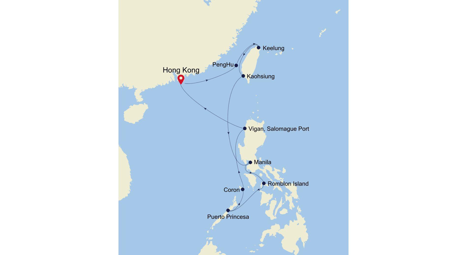 SL210104012 - Hong Kong à Hong Kong