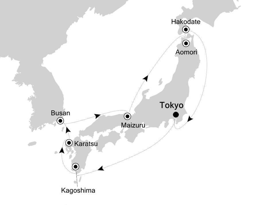 6909 - Tokyo a Tokyo