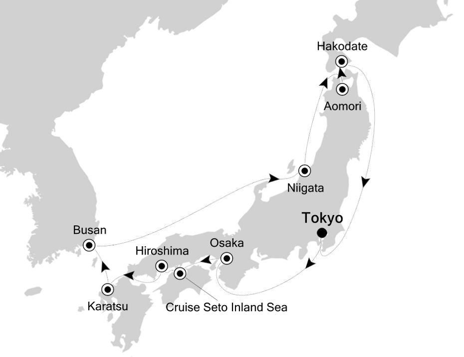 6926 - Tokyo à Tokyo