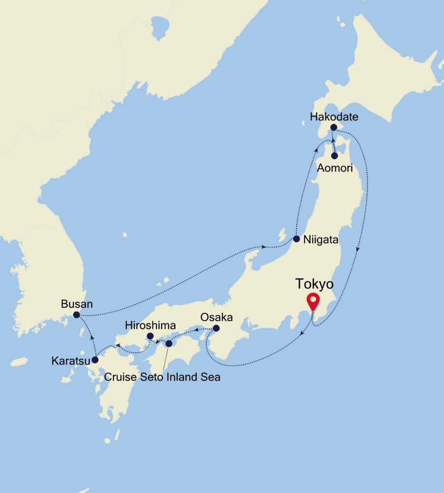 6926 - Tokyo a Tokyo