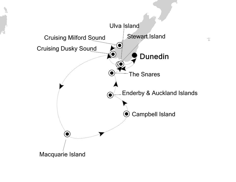 E1201221014 - Dunedin to Dunedin