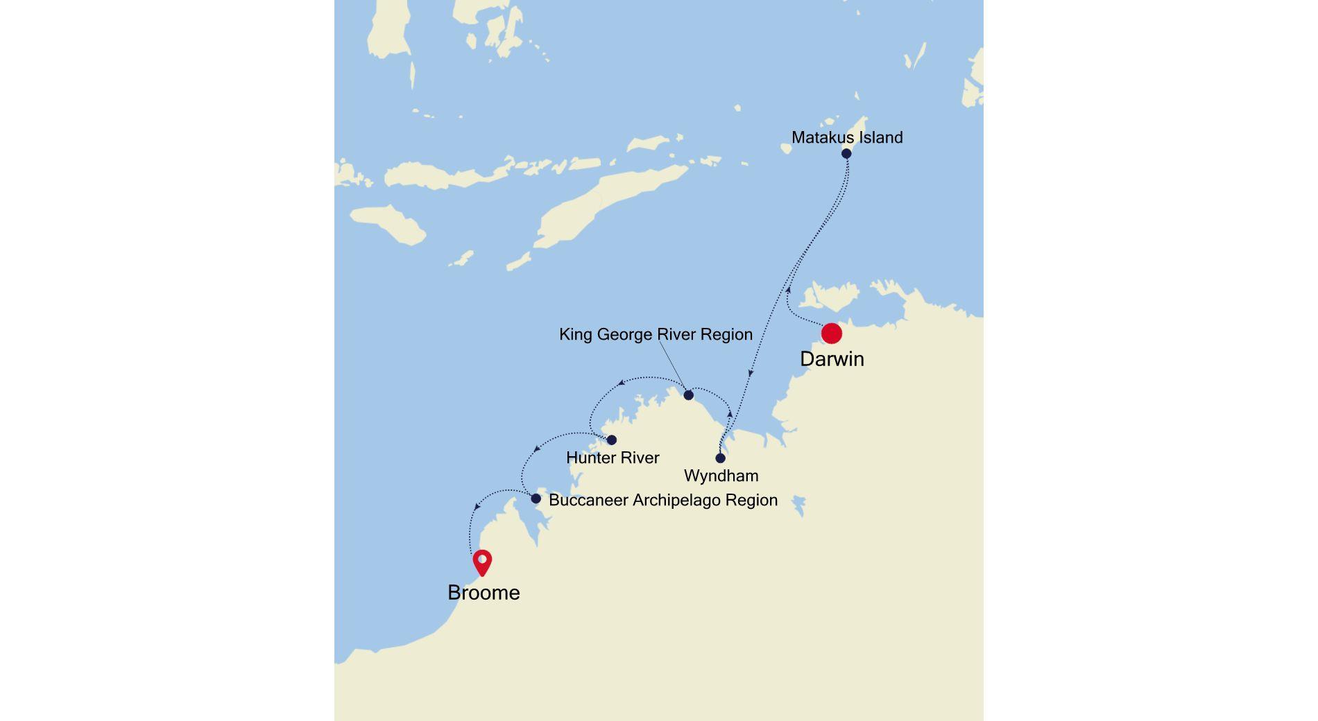 E1210724010 - Darwin à Broome