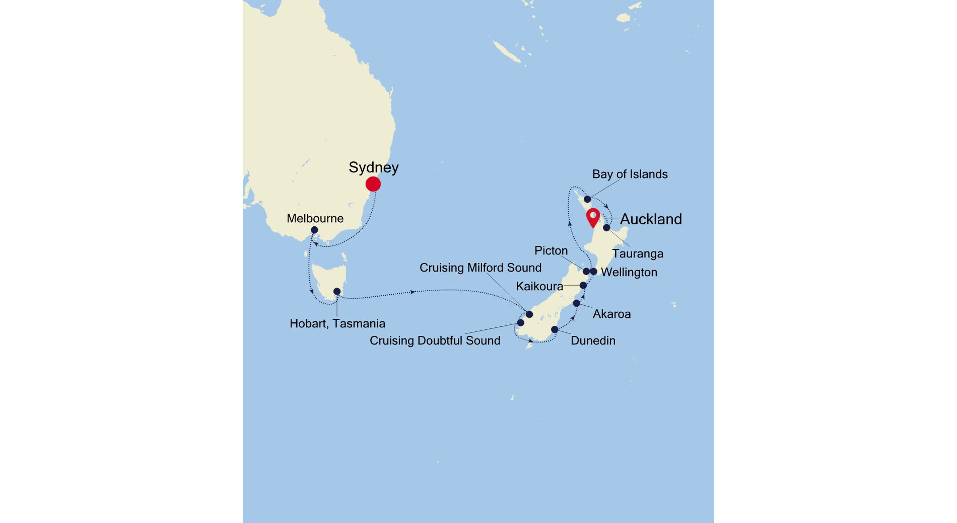 SM220118016 - Sydney nach Auckland