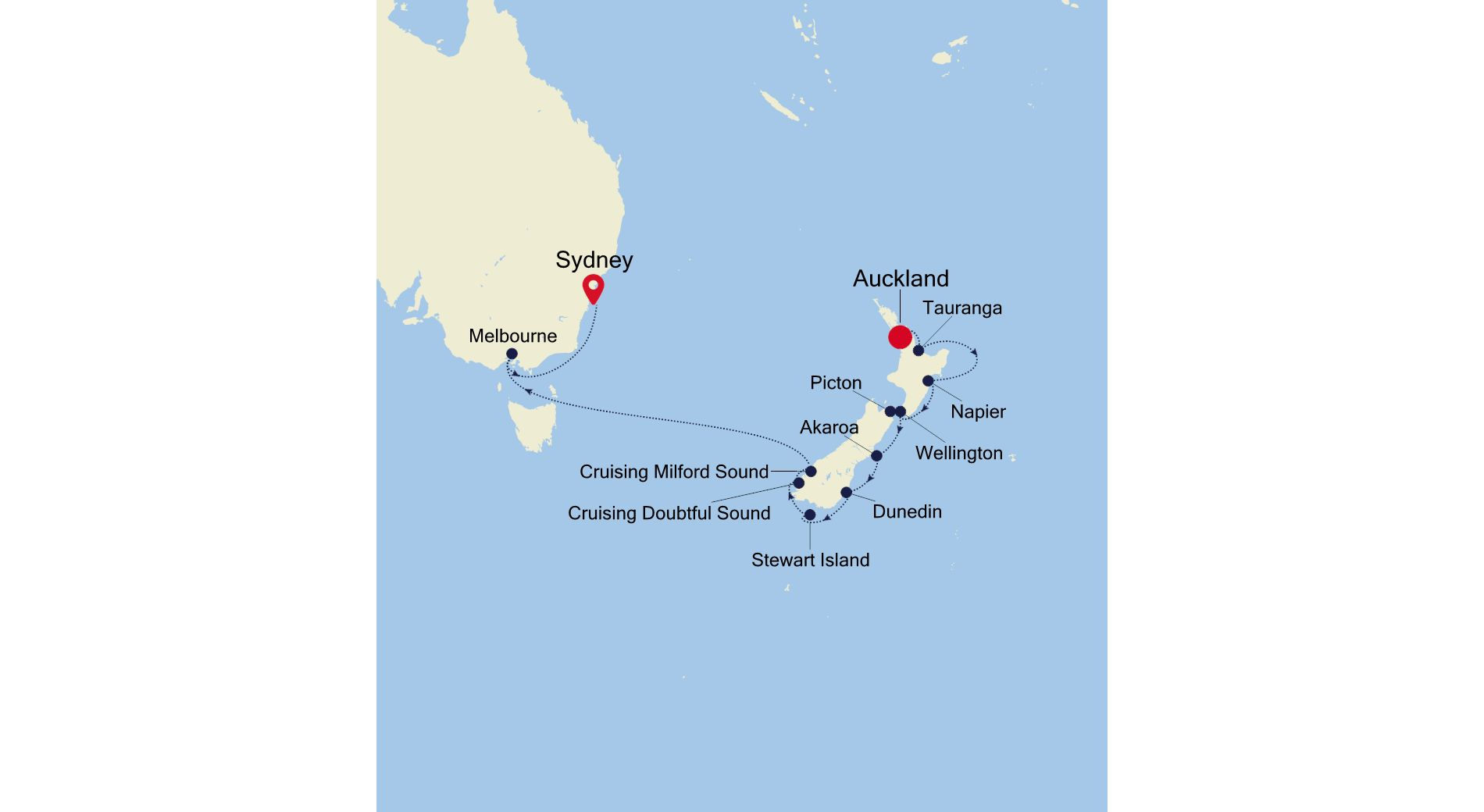 SS220320015 - Auckland à Sydney