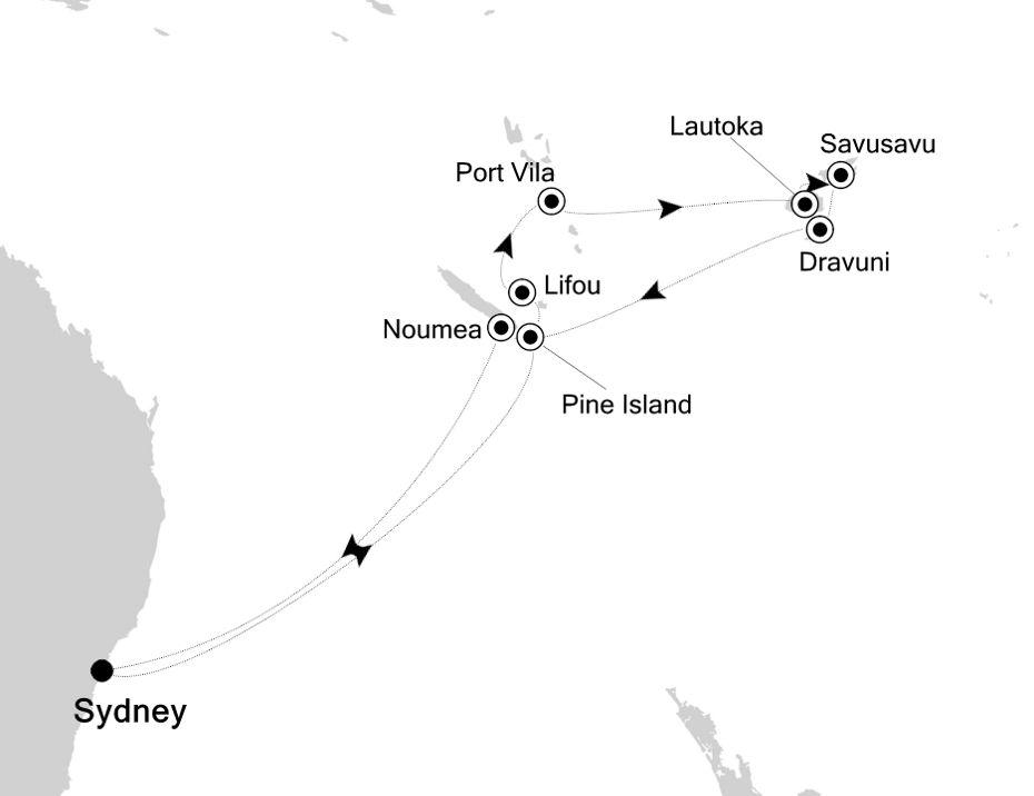 6004 - Sydney a Sydney