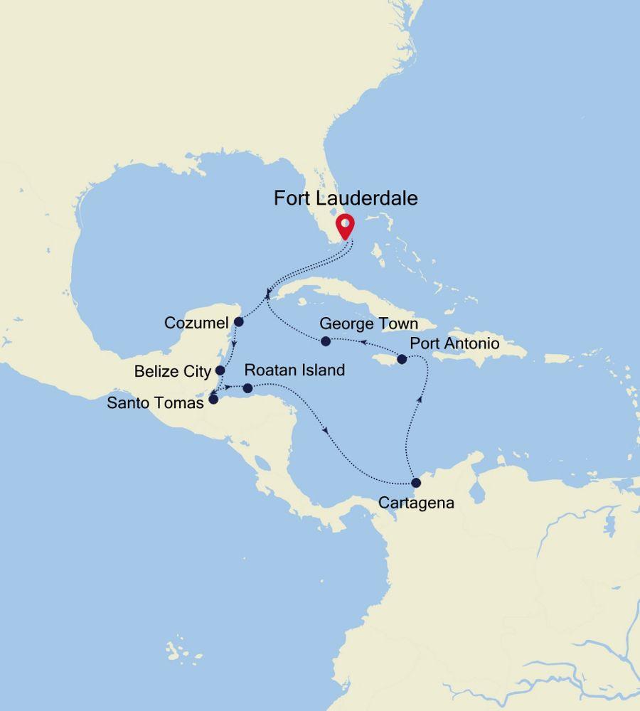5901 - Fort Lauderdale a Fort Lauderdale