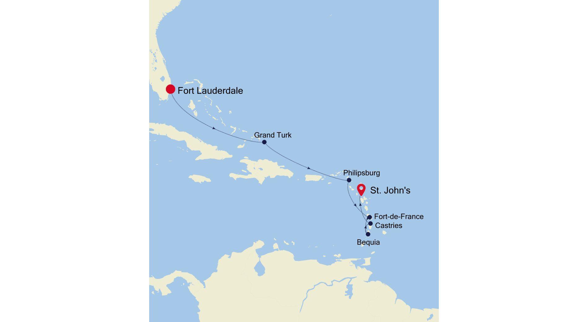 4931A - Fort Lauderdale a St. John's