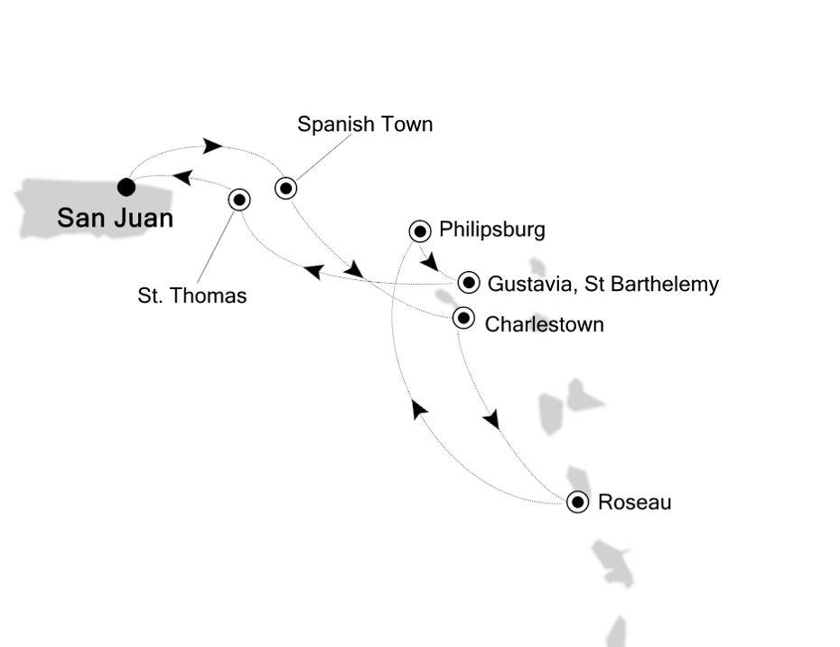 2006 - San Juan to San Juan