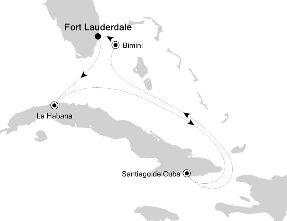 2006 - Fort Lauderdale to Fort Lauderdale