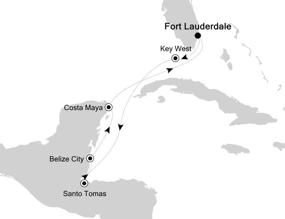 2007 - Fort Lauderdale à Fort Lauderdale