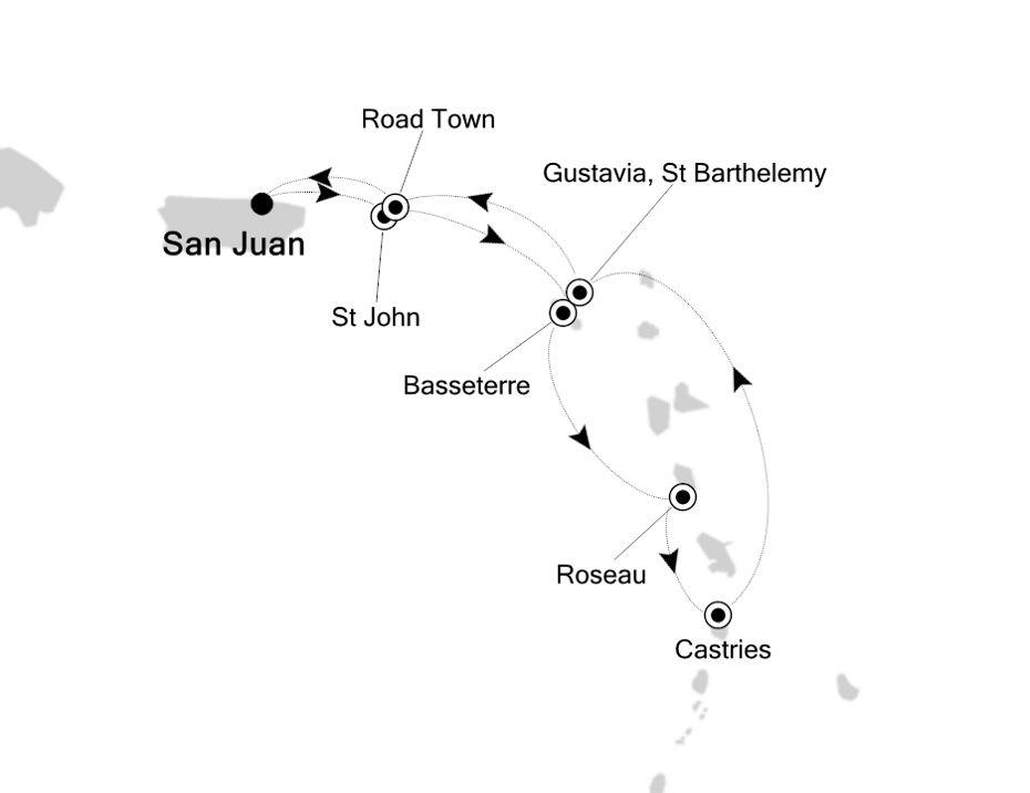 2008 - San Juan nach San Juan