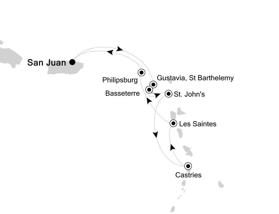 2811 - San Juan to San Juan