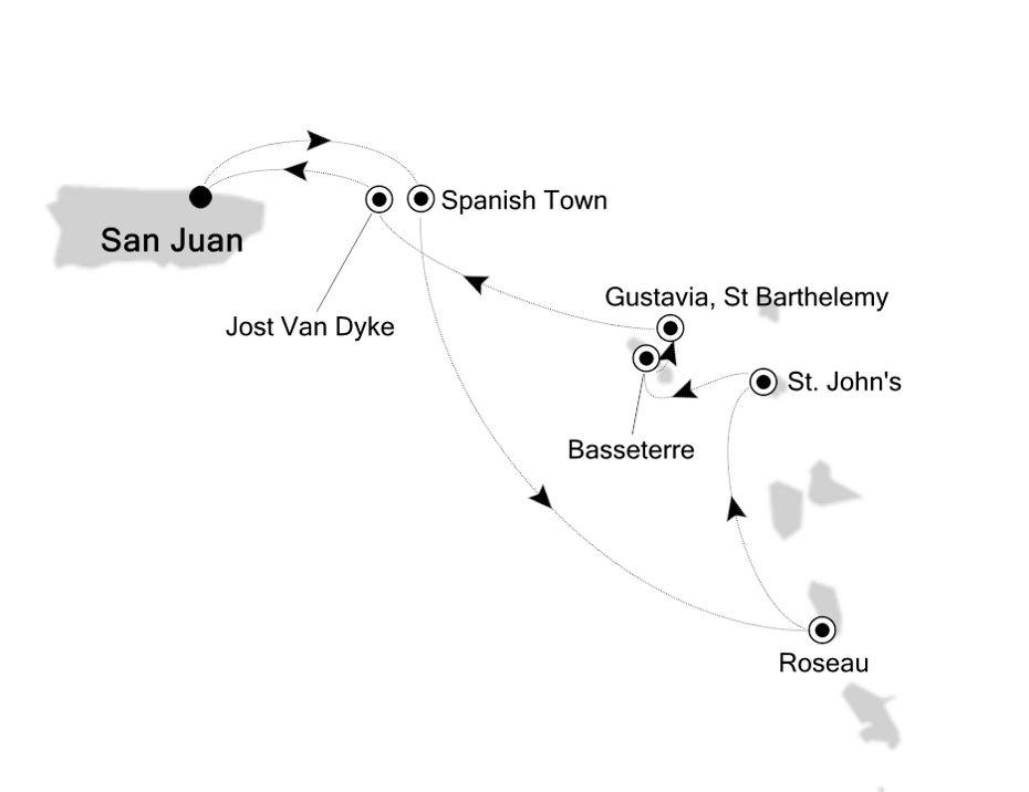 2911 - San Juan a San Juan