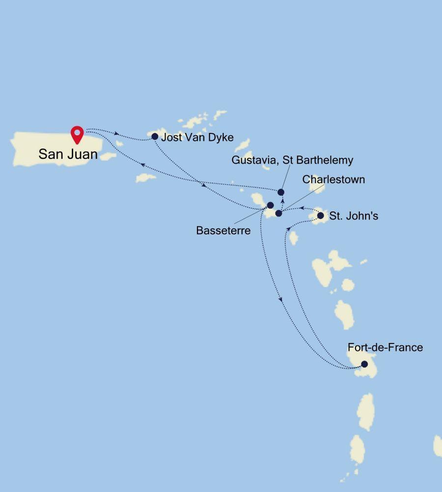 2933 - San Juan à San Juan