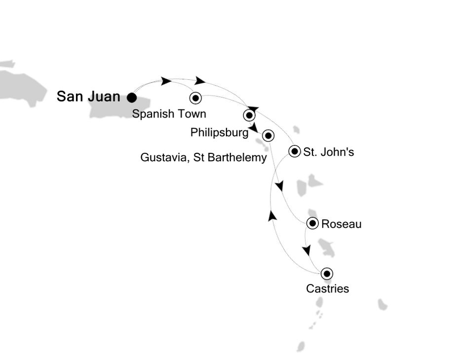 5905 - San Juan a San Juan