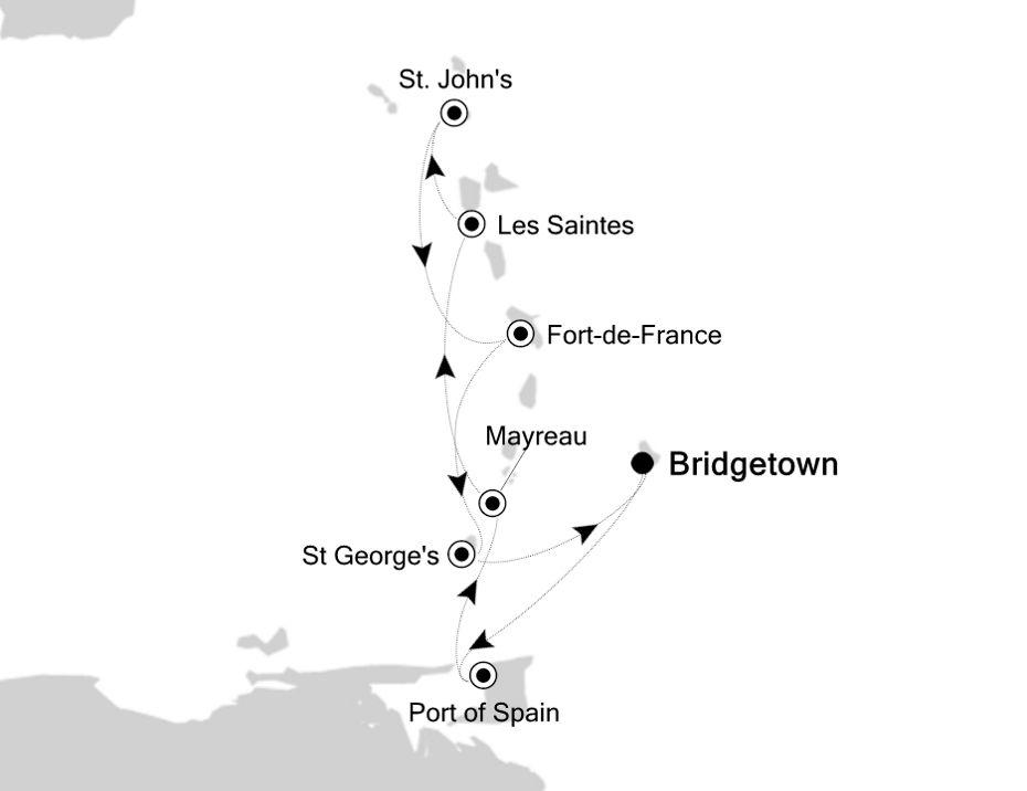 SS200107007 - Bridgetown a Bridgetown