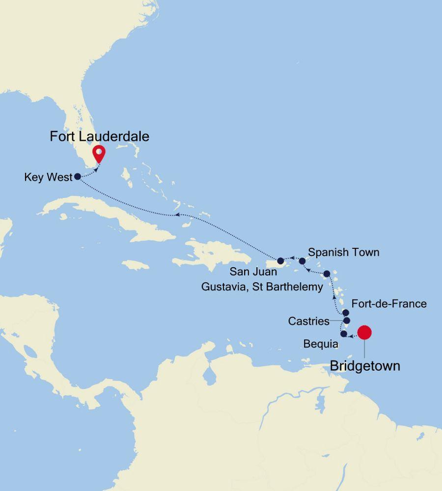 SS200114010 - Bridgetown a Fort Lauderdale