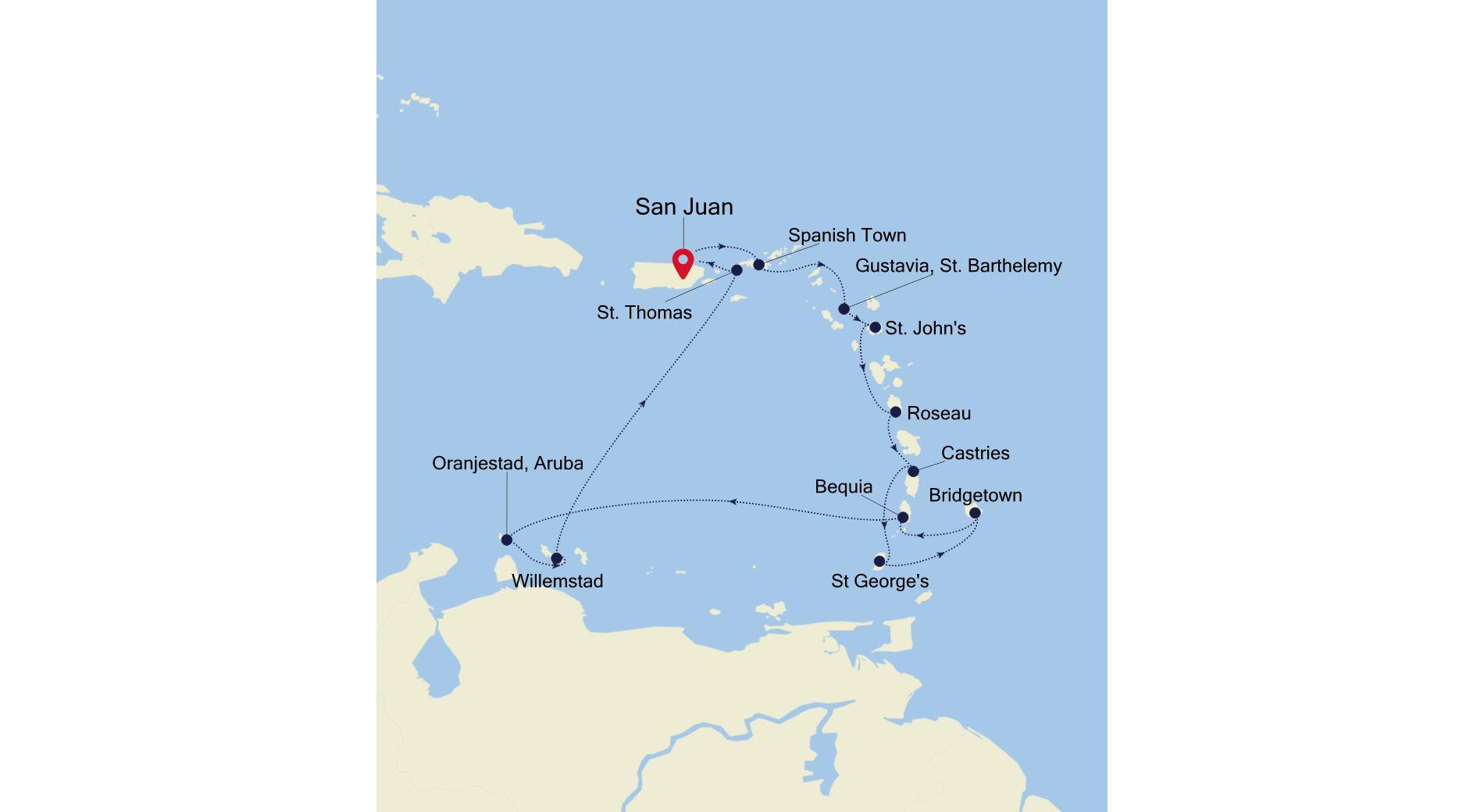 SS210222014 - San Juan a San Juan