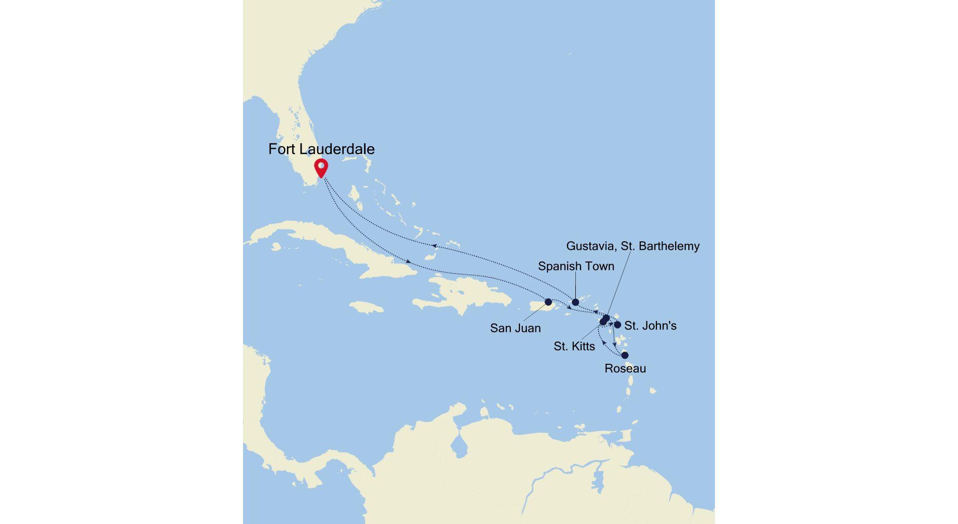 SL220114011 - Fort Lauderdale à Fort Lauderdale