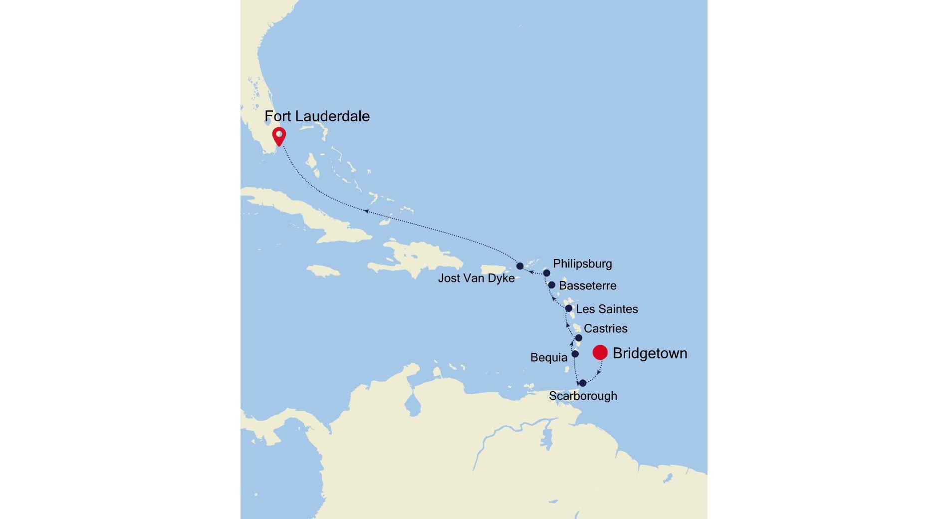 WH201129010 - Bridgetown à Fort Lauderdale