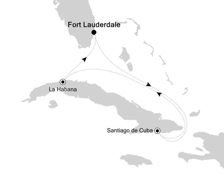 2011 - Fort Lauderdale nach Fort Lauderdale