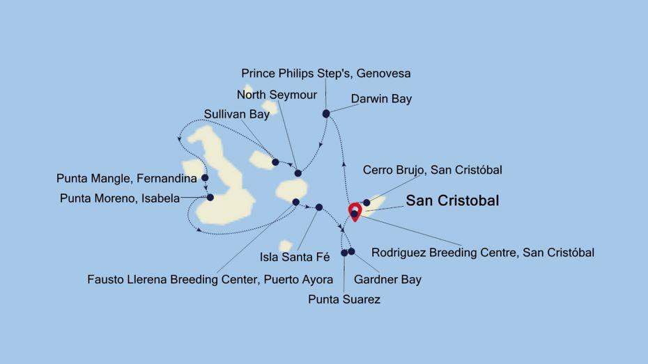 OR210109007 - San Cristobal to San Cristobal