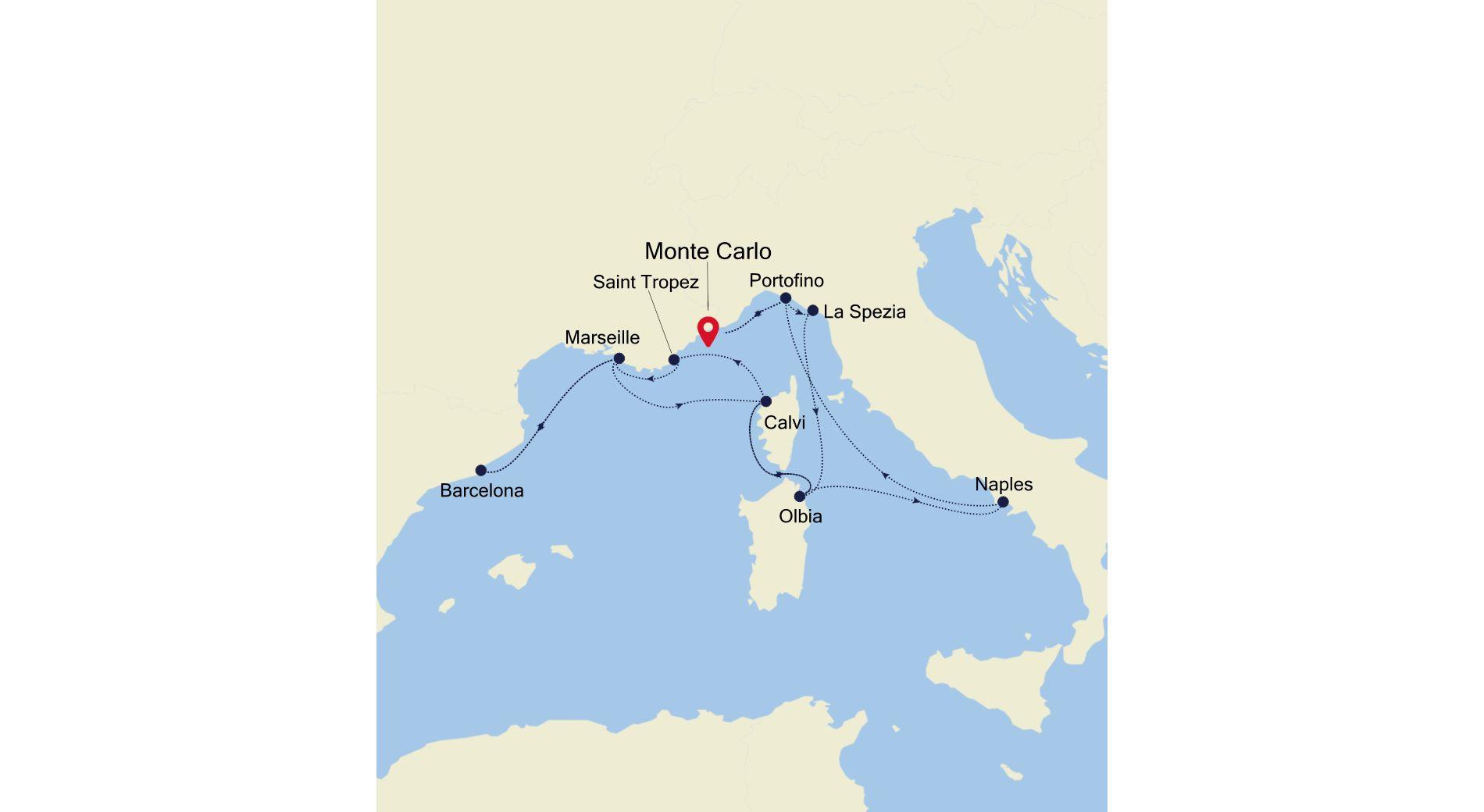 C3924 - Full West Med (MCM)
