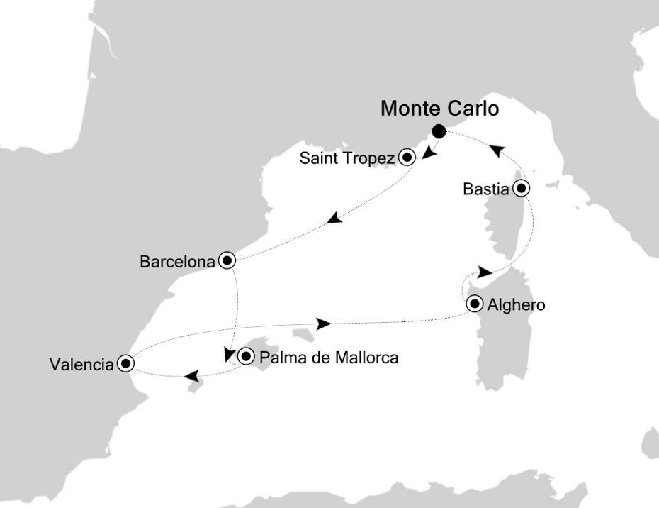 5914 - Monte Carlo à Monte Carlo