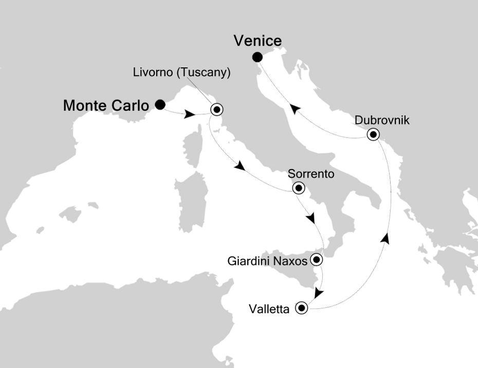 4822 - Monte Carlo a Venice