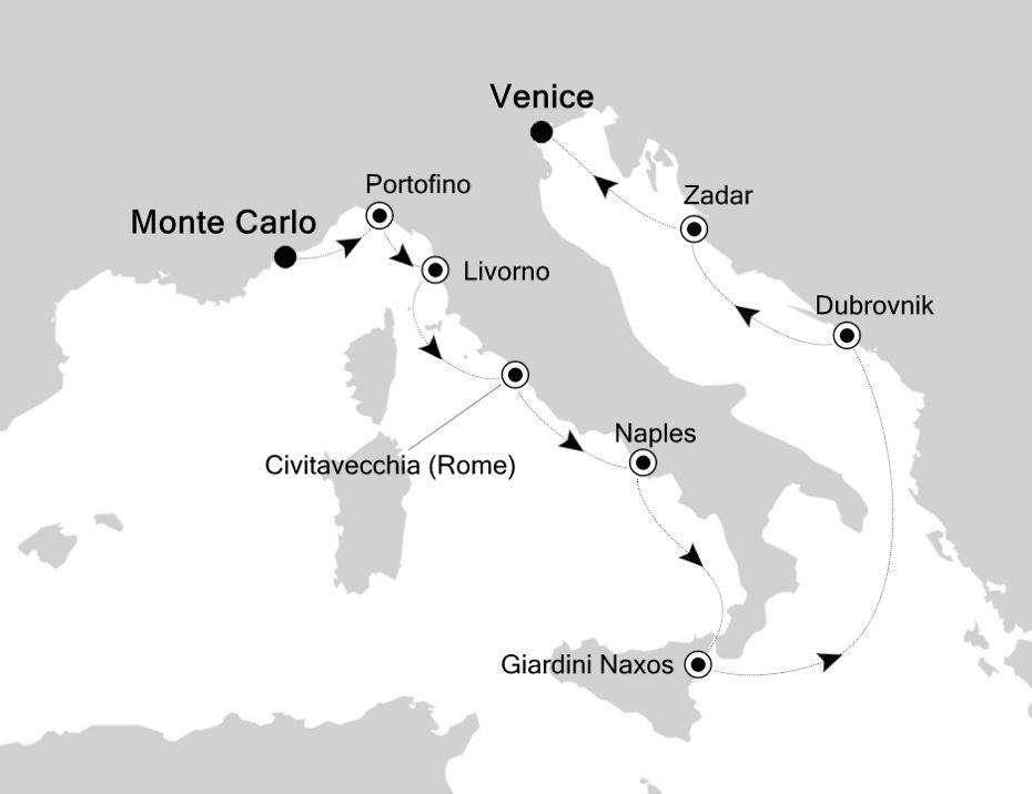 5930 - Monte Carlo à Venice