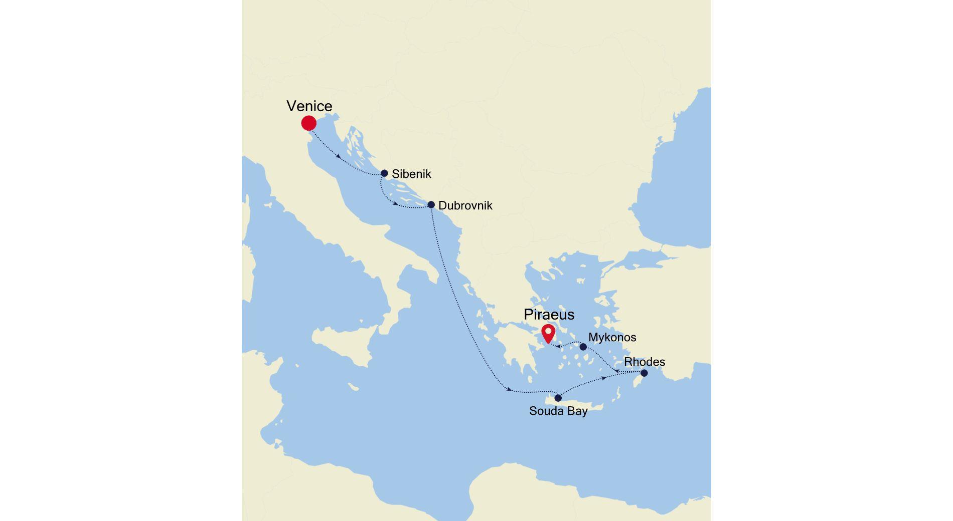 MO201012007 - Venice à Athens