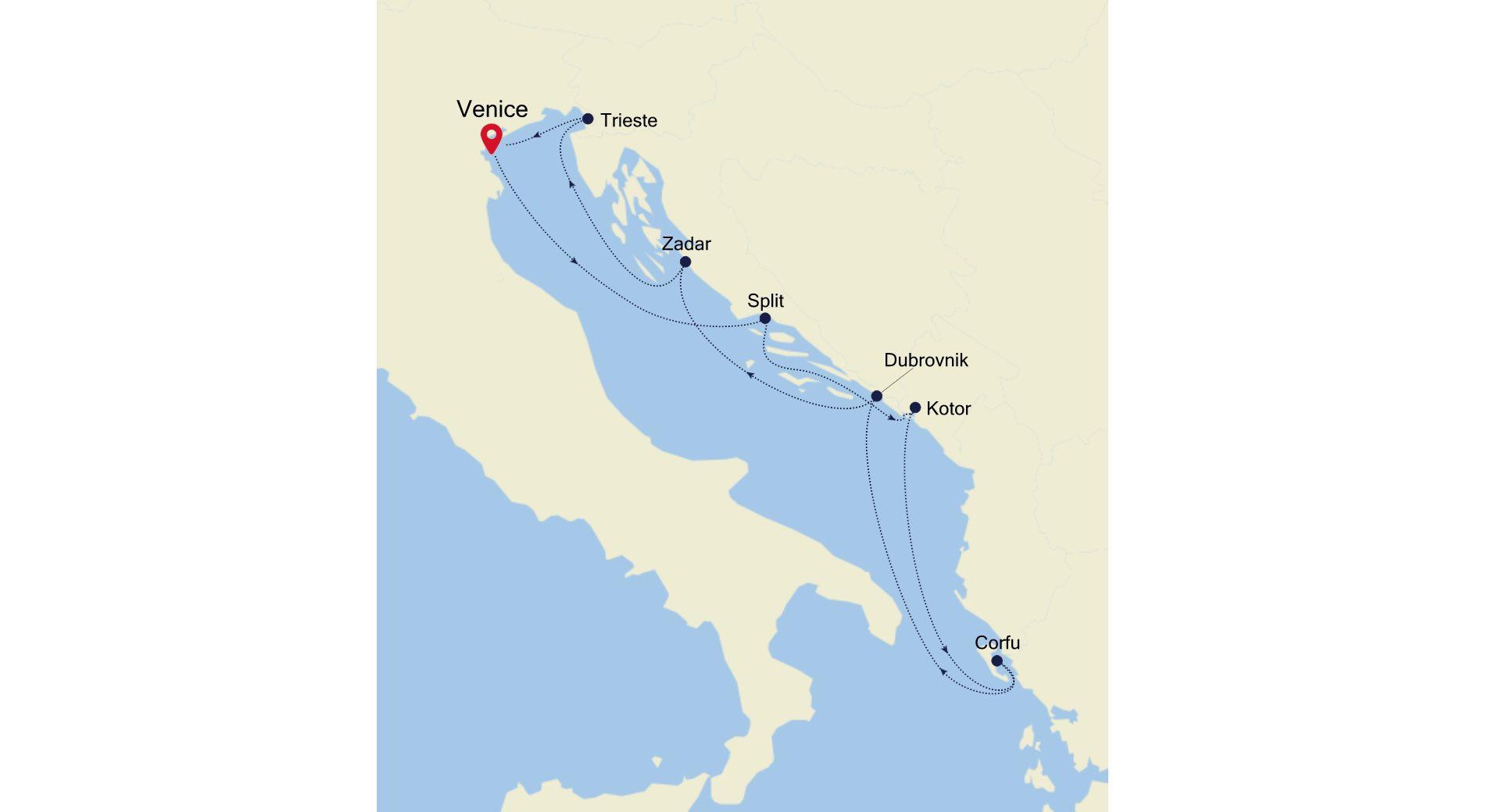 MO210628007 - Venice to Venice